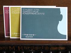 Arion Quartett – Konzertreihe