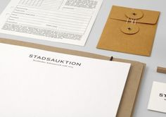 Stadsauktion by BrittonBritton | The Design Ark