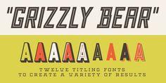 design work life » cataloging inspiration daily #font