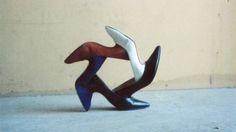 Google Reader (315) #hexagon #shoe