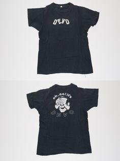"terrysdiary: "" DEVO t-shirt """