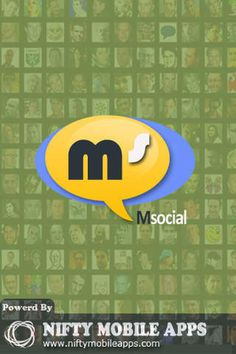 M-social It is a social networking application provides the functionality to stay in touch with your friends and family. Share photos and v #iphone #app