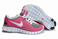 Nike Free Run Pink White-Womens #shoes