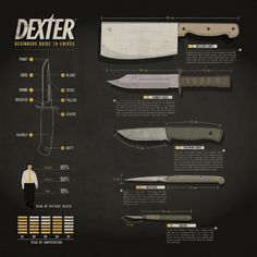 All sizes | dexter | Flickr - Photo Sharing! #diagram #illustration #graphic #info