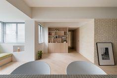 Residence Ju by KC Design Studio #interior #minimalist #design