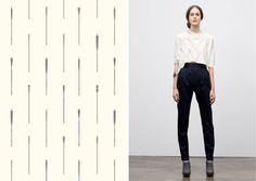 Gretchen Jones F/W 2011 Textiles   Patterns by Namesake #surface #design #pattern #textile