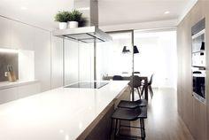 GM Apartment Renovated by Onside Design Studio - #decor, #interior, #interiordesign, #homedecor, #kitchen, #kitchendesign