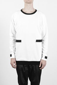 Varia — Design & photography related inspiration #white #modern #sweatshirt #trinitas #skate #minimal #fashion #cool