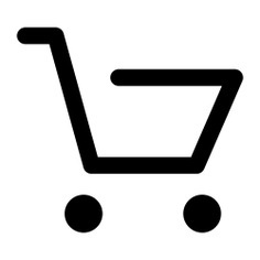 See more icon inspiration related to cart, supermarket, shopping cart, online store, shopping store and commerce on Flaticon.
