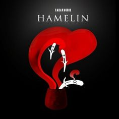 Hamelin | Caravaggio #hamelin #red #caravaggio #design #illustration #music