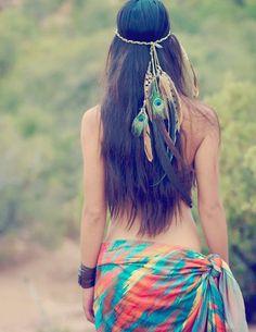 Spirit Tribe, Model: Sachi #cb