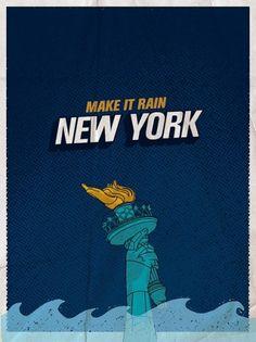 Make it Rain NYC | Flickr - Photo Sharing!