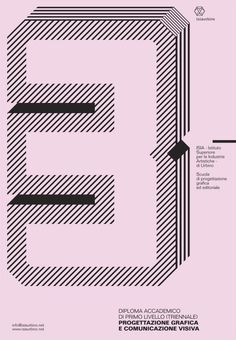 Leonardo Sonnoli / ISIA Urbino / Progettazione Grafica e Comunicazione Visiva / 3 2×5 / Poster / 2011