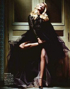 Natasha Poly by Daniele & Iango for Vogue Japan October 2011 _ #vogue #2011 #natasha #iango #daniele #october #poly #japan
