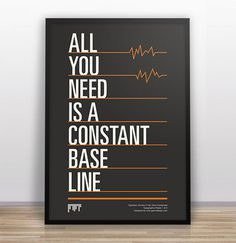 garyndesign_typejokes1 #quote #design #poster #type #framed