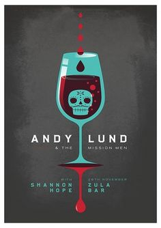 Cargo #andy #lund #graphic #illustration #poster #skull
