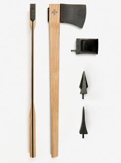 Zai CORE Axe by Kacper Hamilton #design #product #industrial #craftsmanship #engineering