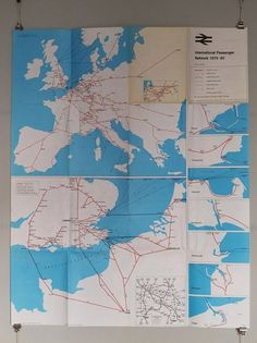 Wallace Henning - Notes #international #british #design #graphic #map #transport #rail