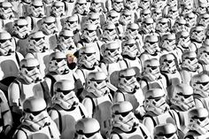 #starwars #stormtroopers #cinema #movie #theater