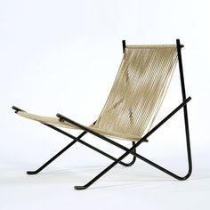 Lounge Chairs - Poul Kjærholm - R 20th Century Design #chair #denmark #poul #fifties #holscher #lounge