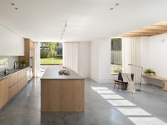 Hipped House by Oliver Leech Architects