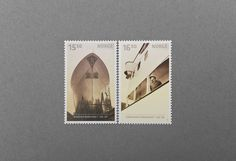 Stamp series by Neue #neue #stamps