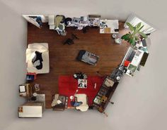 Room Portraits by Menno Aden #interior #photography #inspiration