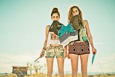 Sweet Revenge #girlfriends #knife #desert