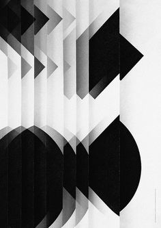 Buamai - All sizes | Tom Hinston Studio – Fold | #blackwhite