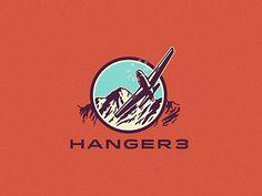 Hanger3 #logo