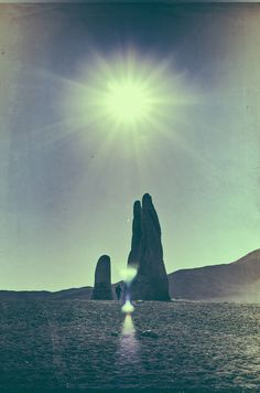 Travel & Landscape Photography by CIRCA 1983 (9) #sunshine #sand #hand #desert