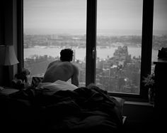 david_gandy_mariano_vivanco_19.jpg 1,000×797 pixels #bedroom #photography #city #morning #david gandy #dolce and gabbana #mariano vivanco