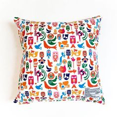 Sanna Annukka : Projects #pillow #annukka #sanna