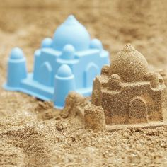 CJWHO ™ (Architectural Sand Mold Set | available...) #toys #sculpture #crafts #design #fun #architecture #sand #art #kids #beach #clever