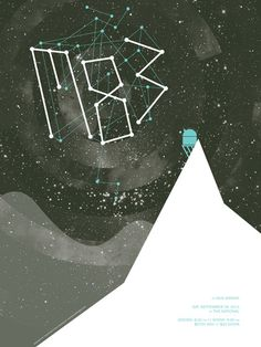 GigPosters.com M83 #music #gig #poster #m83
