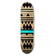 Lucie Blaze limited edition skateboard