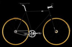DeadFix » Bike #wheels #bikes #bicycle #yellow #rides #custom #rims