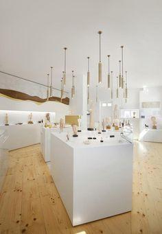 iMUSEUM by CTRLZAK #interior #minimalist #design #minimal