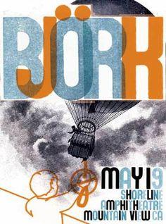 Wyniki Szukania w Grafice Google dla http://www.srwild.com/images/192.jpg #music #print #poster #bjork