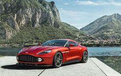 Shut up and take my money: Aston Martin puts Vanquish Zagato into production #AstonMartin #Vanquish #Zagato #VanquishZagato #instacars #supe