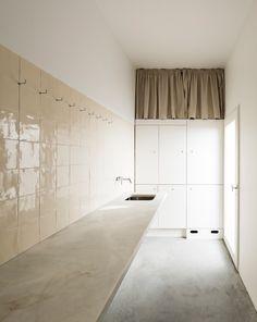 House in Alfama by Matos Gameiro Arquitecto