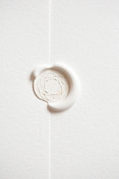follow studio: sealed with love #white #packaging #seal #whiteonwhite #wax