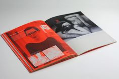 TGIF ! EXHIBITION VISUAL IDENTITY on the Behance Network #print #magazine #brand