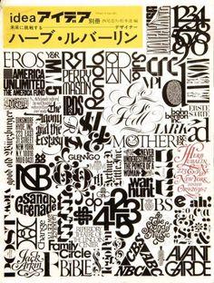 herb-lubalin-01w.jpg (imagen JPEG, 480 × 636 píxeles) #herb #lubalin #design #logo #typography