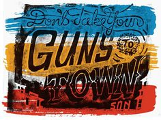 GUEST23 Curtis Jinkins_01_MONDAY #drawn #hand #typography