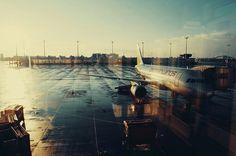 Ben Hupfer Photography #photography #plane #art #rust