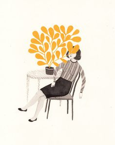 Illustrator Rachel Levit #illustration