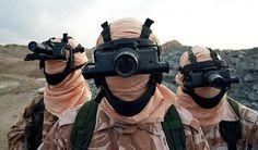 OTAKU GANGSTA #camouflage #visor #soldier