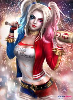 Harley Quinn – Suicide Squad