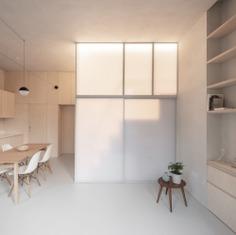Shoji Apartment by Proctor & Shaw